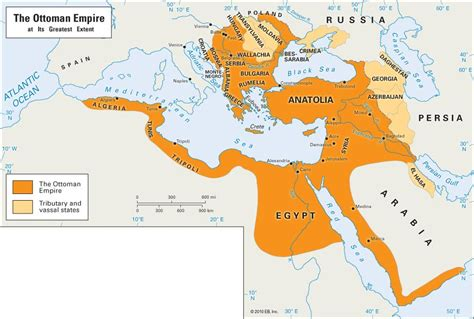 When Did Ottoman Empire End From The Islamic Conquest To 1250 History Geography Britannica