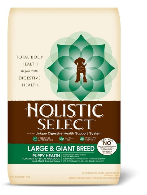 holistic select food product review holistic select food