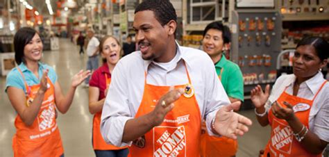 corporate home depot associate login