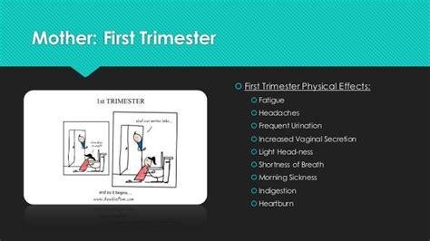 first trimester mood swings pregnancy human development