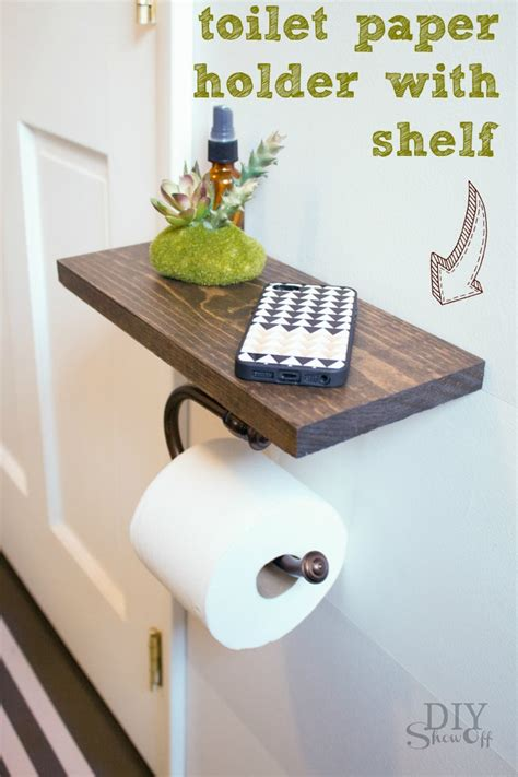 toilet paper shelf 40 simply marvelous bathroom organization ideas to get rid