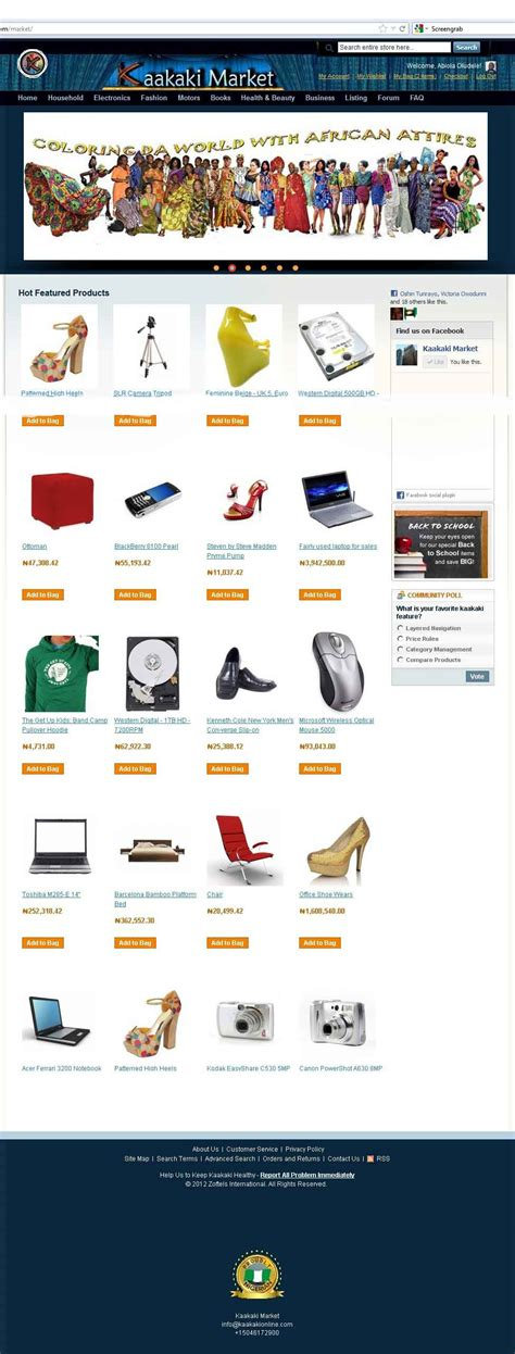best e commerce site best e commerce site in nigeria allows you to shop in