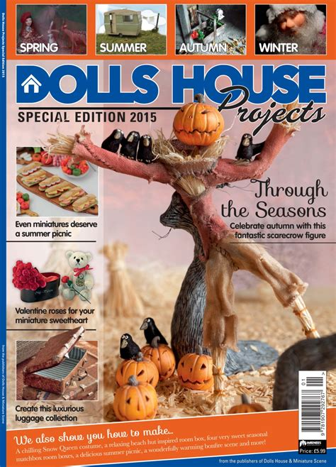dolls house projects magazine dolls house projects special ed magazine dolls house projects issue 6