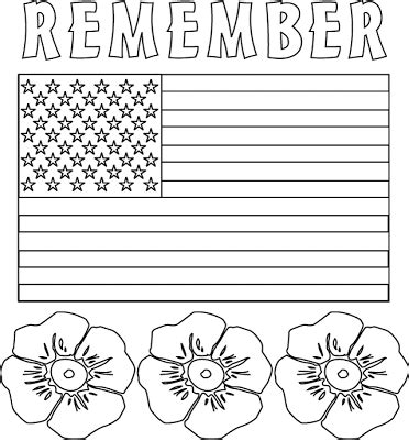 memorial day printables and coloring pages let s celebrate