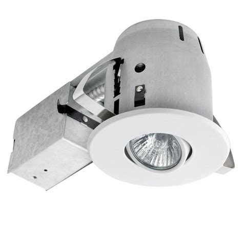 globe electric recessed lighting installation globe electric 4 in sleek directional white recessed
