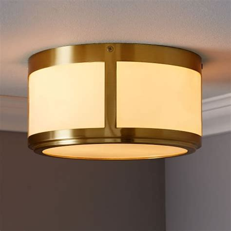 elm flush mount light cubic flushmount sconce circle elm