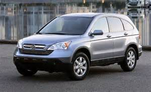 2007 Honda Cr V 2007 Honda Cr V Photo