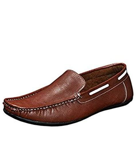 buy loafer shoes india s brown loafer shoes buy at low