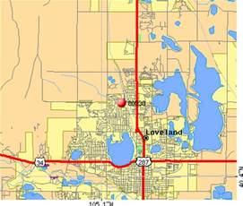 map of loveland colorado 80538 zip code loveland colorado profile homes