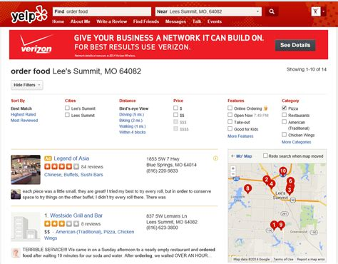 Find On Yelp What Is Yelp Yelp Review Impact Social Media