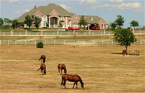 Country Farm House Plans by Luxurious Parker Horse Homes Your Own Horse Property In