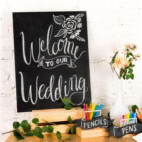 diy chalkboard for wedding 3 cheap and easy ways to diy chalkboard wedding signs