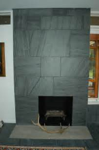 Slate Fireplace Slate Fireplace Surround Indoor Fireplaces Other Metro