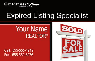 Real Estate Post Card Template Expired Free by Expired Listings Postcards Real Estate Postcards