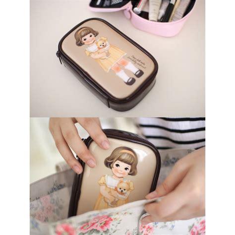 Make Paper Doll - bolsa make up paper doll mate kawaii panda