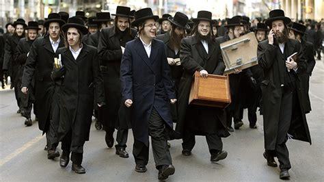 imagenes de cumpleaños judios fotos jud 237 os ultraortodoxos bloquean manhattan contra el