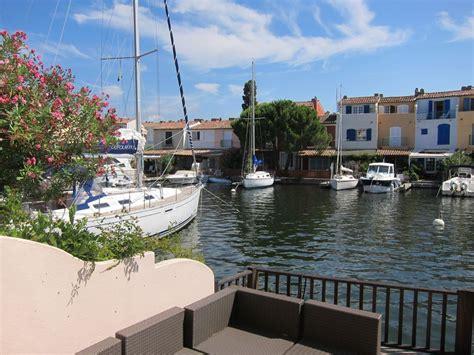ligplaats port grimaud huis in port grimaud saint tropez en omgeving 8