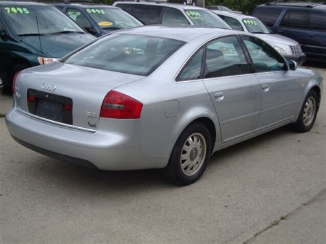 auto air conditioning service 1996 audi a6 transmission control 1998 audi a6 quattro 2 8 for sale in cincinnati oh stock 10052