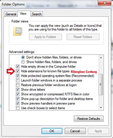 format odt adalah cara melihat format file dan mengenal format file