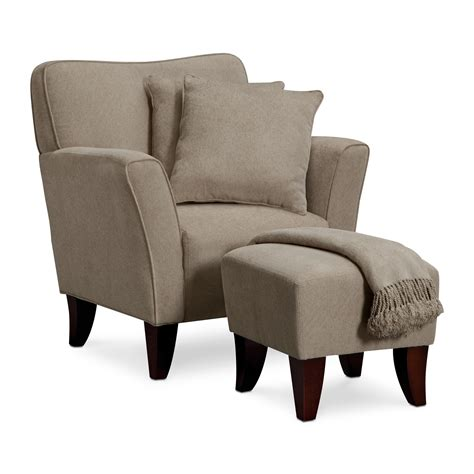 comfy chair with ottoman furniture living room chair and ottoman and oversized
