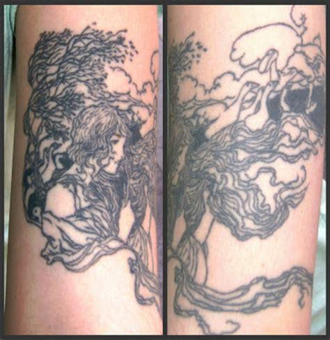 goose tattoo nyc tattoosday a tattoo blog laura s goose girl tattoo