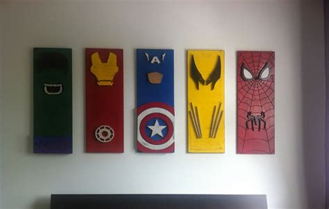 marvel bedroom decor marvel comics boys room decor trazza design