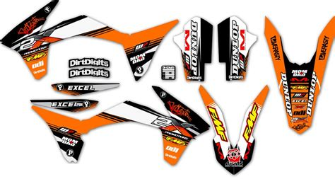 Ktm Graphic Kits Related Keywords Suggestions For Ktm Graphics