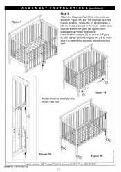 Graco Crib To Toddler Bed Directions Is It 5 16 3 Allen Bolts Graco 3601647062 Support