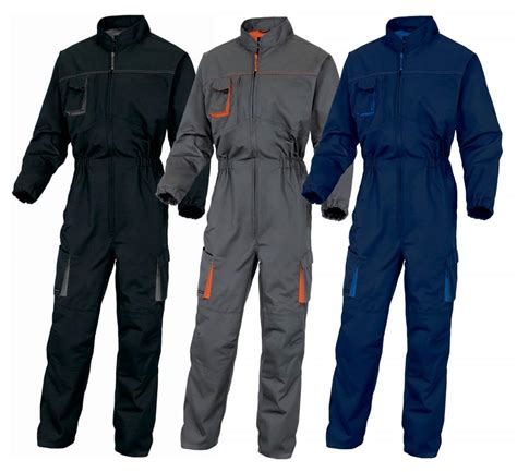 New Overall 2 2 x new mechanic overalls boiler suit black navy or grey