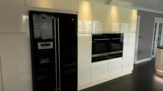How Tall Are Kitchen Cabinets salford priors new extension contemporary design