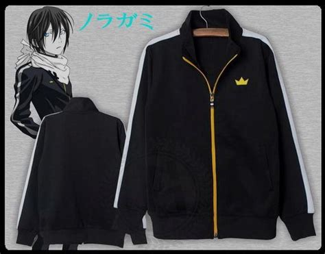 Anime Jackets by Anime Jacket Yato Noragami Anime Apparel By