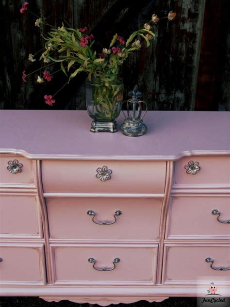 Pink Baby Dresser pink dresser for a baby princess tuesday s treasures funcycled