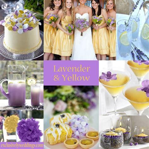 yellow wedding color combination options boda yellow wedding colors wedding color
