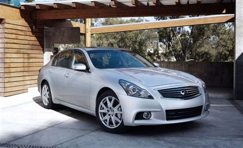 2013 Infiniti G37 Sedan Price Cut to $33,455 » AutoGuide