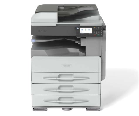 Mesin Fotocopy Ricoh Aficio Ricoh Aficio Mp 2501sp Multifunction Copier Copyfaxes