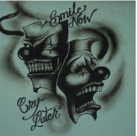 joker mask tattoo designs masks clown tattoos tattoos pinterest clown