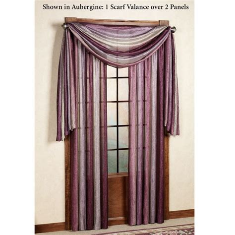 scarf curtains ideas best 25 scarf valance ideas on pinterest curtain scarf