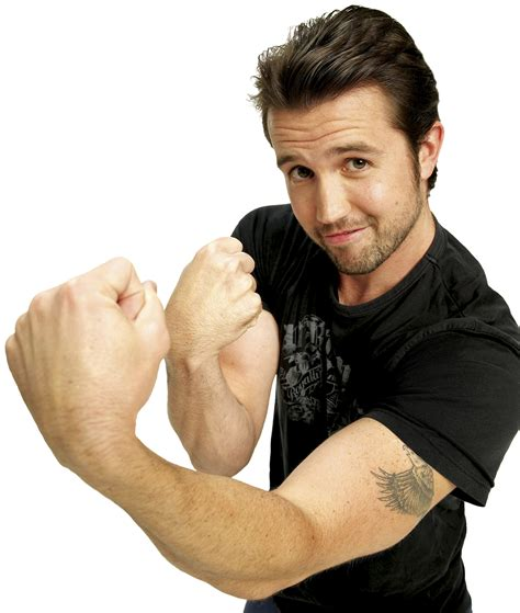 rob mcelhenney tattoos mac it s always in philadelphia wiki