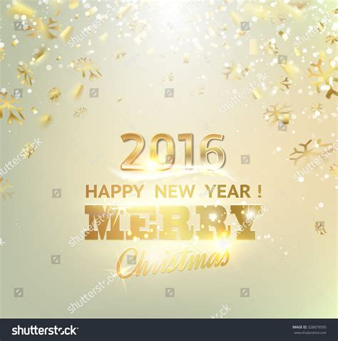 new year gold happy new year card gold template stock vector 328879595