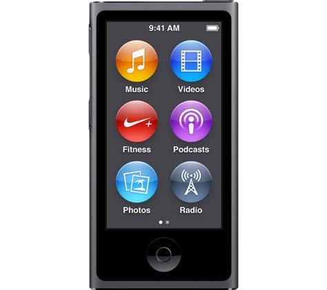 Ipod Touch 7th 32gb v grade a apple ipod nano 7th generation 16 gb space grey