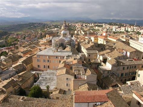 le macerata macerata villages and city of macerata and fermo