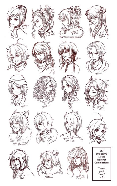 easy way to draw hairstyles anime drawing hairstyles easy hairstyles to draw man