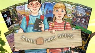 Magic Treehouse Series Book List - magic tree house series getting live action movie