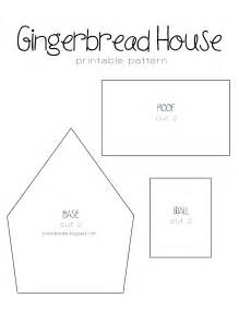 Gingerbread House Template Printable i knead to bake gingerbread recipe printable house template