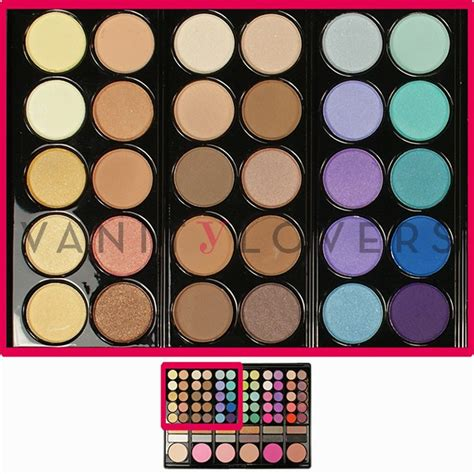 Pallete 78 Colour blush professional palette 78 colour makeup