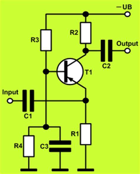 bipolar transistor berechnung basis transistor lifier 28 images the transistor lifier p2 penguat common basis transistor
