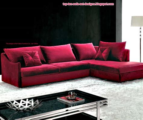 Top 10 Sofa Set Designs