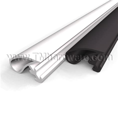 Kerf Door Seal by High Quality Silicone Kerf Weatherstripping Seal Teardrop