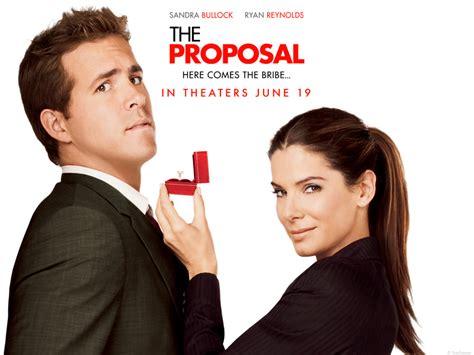 film proposal cinta untuk clara cas ciscus resensi film quot the proposal quot