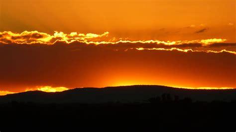 sunset orange orange sunset wallpaper 460423